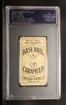 1909 E90-1 American Caramel #19  Frank Chance  Back Thumbnail