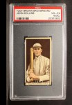 1912 T207 #34  Shano Collins    Front Thumbnail