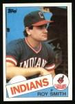 1985 Topps #381  Roy Smith  Front Thumbnail