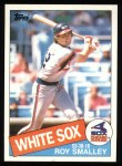 1985 Topps #26  Roy Smalley  Front Thumbnail