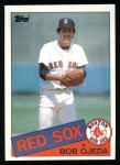 1985 Topps #477  Bob Ojeda  Front Thumbnail