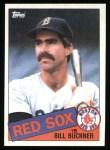 1985 Topps #65  Bill Buckner  Front Thumbnail