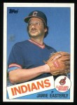 1985 Topps #764  Jamie Easterly  Front Thumbnail