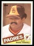 1985 Topps #427  Mario Ramirez  Front Thumbnail