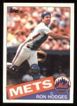 1985 Topps #363  Ron Hodges  Front Thumbnail