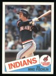 1985 Topps #41  Mike Fischlin  Front Thumbnail