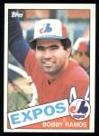 1985 Topps #407  Bobby Ramos  Front Thumbnail