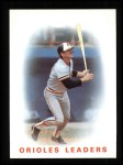 1986 Topps #726   Orioles Leaders Front Thumbnail