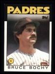 1986 Topps #608  Bruce Bochy  Front Thumbnail