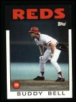 1986 Topps #285  Buddy Bell  Front Thumbnail