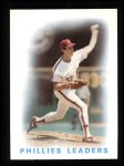 1986 Topps #246   -  Steve Carlton Phillies Leaders Front Thumbnail