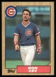 1987 Topps #767  Ron Cey  Front Thumbnail