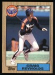 1987 Topps #779  Craig Reynolds  Front Thumbnail