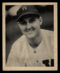 1939 Play Ball #21  Dutch Leonard  Front Thumbnail