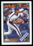 1988 Topps #412  Randy Myers  Front Thumbnail