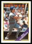 1988 Topps #12  Bill Schroeder  Front Thumbnail