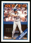 1988 Topps #735  Kevin McReynolds  Front Thumbnail