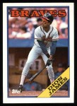 1988 Topps #408  Dion James  Front Thumbnail