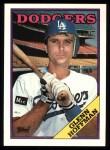 1988 Topps #202  Glenn Hoffman  Front Thumbnail