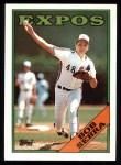 1988 Topps #93  Bob Sebra  Front Thumbnail
