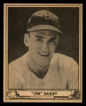 1940 Play Ball #32  Jim Bagby  Front Thumbnail