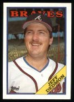 1988 Topps #469  Jeff Dedmon  Front Thumbnail