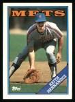 1988 Topps #610  Keith Hernandez  Front Thumbnail