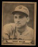 1940 Play Ball #56  Ed Miller  Front Thumbnail
