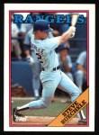1988 Topps #537  Steve Buechele  Front Thumbnail