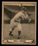 1940 Play Ball #89  Billy Jurges  Front Thumbnail
