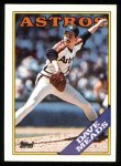 1988 Topps #199  Dave Meads  Front Thumbnail