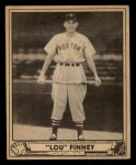 1940 Play Ball #197  Lou Finney  Front Thumbnail