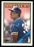 1988 Topps #156  Gary Matthews  Front Thumbnail