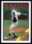 1988 Topps #732  David Palmer  Front Thumbnail