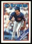 1988 Topps #311  Scott Sanderson  Front Thumbnail
