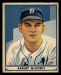 1941 Play Ball #36  Barney McCoskey  Front Thumbnail
