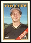 1988 Topps #193  Brian Fisher  Front Thumbnail
