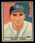 1941 Play Ball #40  John Babich  Front Thumbnail
