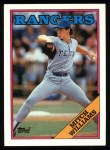 1988 Topps #26  Mitch Williams  Front Thumbnail