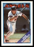 1988 Topps #43  Dick Schofield  Front Thumbnail