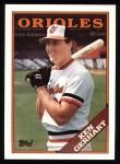 1988 Topps #271  Ken Gerhart  Front Thumbnail