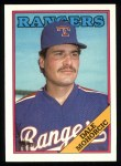 1988 Topps #163  Dale Mohorcic  Front Thumbnail