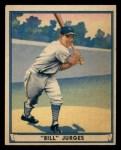 1941 Play Ball #59  Billy Jurges  Front Thumbnail
