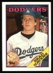 1988 Topps #698  Brad Havens  Front Thumbnail