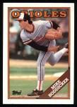 1988 Topps #725  Mike Boddicker  Front Thumbnail