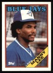 1988 Topps #722  Manny Lee  Front Thumbnail