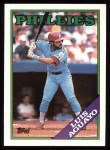 1988 Topps #356  Luis Aguayo  Front Thumbnail