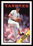 1988 Topps #535  Ron Guidry  Front Thumbnail