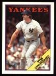 1988 Topps #359  Tim Stoddard  Front Thumbnail