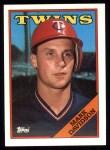1988 Topps #19  Mark Davidson  Front Thumbnail